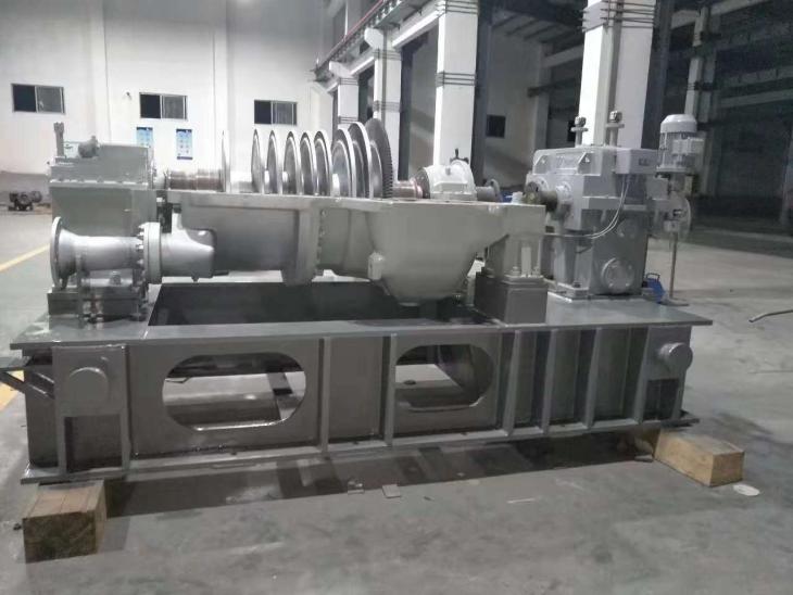 蒸汽透平发动机
