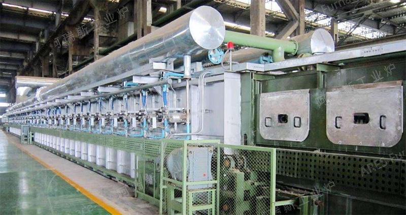 自动热处理生产线
