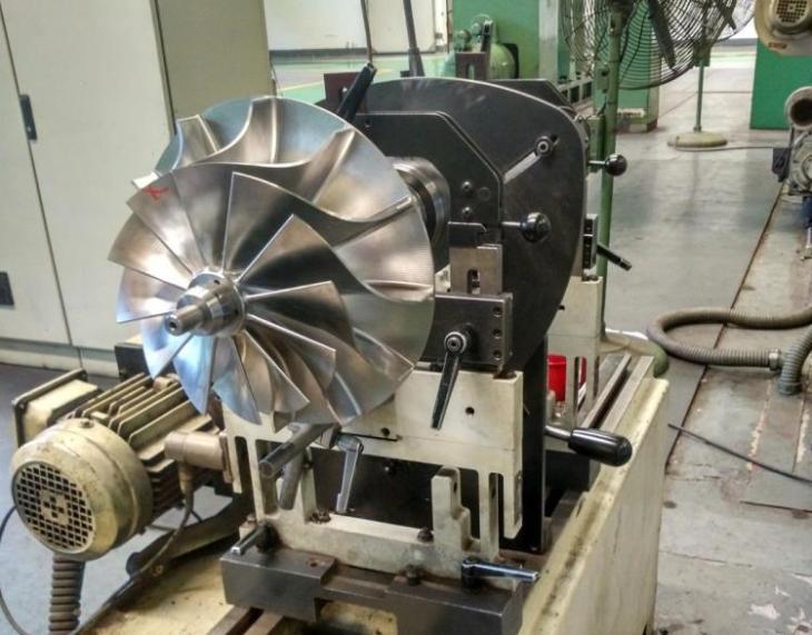 工业汽轮机